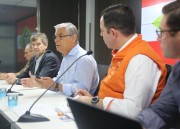 Governador garante que Santa Catarina volta à normalidade