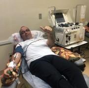 No Dia Mundial do Doador de Sangue, SC comemora por ter o maior doador do Brasil