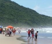 Quase 80% das praias catarinenses estão próprias para banho