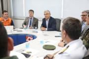 Reunião encerra operações do comitê de crise no Cigerd