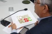 """Governador lança nesta sexta o movimento """"Compre de SC"""""""