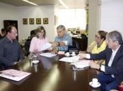 Vice-governador anuncia repasse para a Casa Rosa de Içara