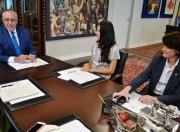 Romanna busca informações sobre migração de venezuelanos