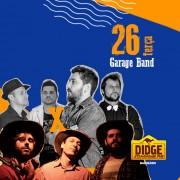 Didge Garage Band começa nesta terça-feira em Balneário Camboriú