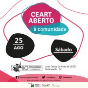 Udesc promove neste sábado atividades culturais gratuitas