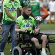 Ex-goleiro Jackson Folmann ganha prêmio