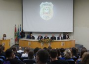Polícia Civil celebra formatura dos pós-graduandos da Acadepol