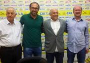 Novo executivo de futebol é apresentado no Criciúma