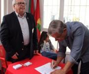 PMDB Criciúma elege nova executiva