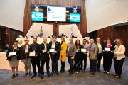 Escola do Legislativo ganha prêmio nacional com projeto Hackathon Cívico