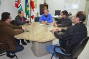 Secretários das ADR's do Sul se unem em Criciúma