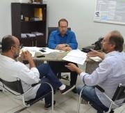 ADR recebe estudo da sondagem do terreno do Centro de Inovação