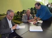 ADR assina Termo de Cooperação Técnica com APAE's