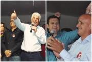 Campanha eleitoral bem movimentada em Balneário Rincão