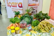 Produtos da agricultura familiar de Içara serão comercializados na Agroponte
