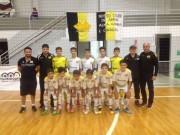 Criciúma Esporte Clube conquista título no futsal Sub-10