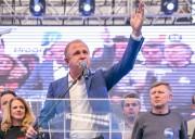 Convenções de aliados confirmam candidatura de Merisio