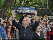 Bonifácio é contra a intervenção Militar