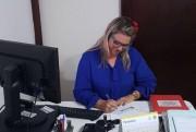 Gislane Barbosa assume como conselheira tutelar
