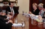 Governador e cônsul-geral do Canadá avaliam possibilidade de parcerias
