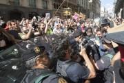 Guarda espanhola prende organizadores de referendo de independência