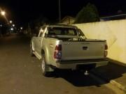 Hilux roubada em Jaguaruna é recuperada no Arroio do Silva