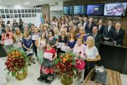 Dia Internacional da Mulher é lembrado pelo Legislativo Içarense