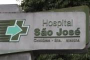 Homem de Içara com suspeita de coronavírus foge do Hospital São José