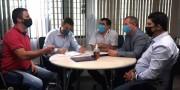 Hospital São Donato requisita recurso para custeio em visita de deputado