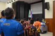 Sábado de muito esporte no Torneio de Futebol do Bairro da Juventude