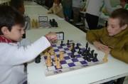 Bairro da Juventude recebe campeonato de xadrez