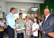 Presidente da Fiesc visita Bairro da Juventude