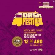 Primeiro Dasa Festival ocorre no dia 12 de agosto em Blumenau