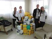 Sistema CECRED promove ações sociais no Dia de Cooperar
