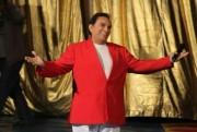 Dedé Santana é a atração do Circo Torricelli