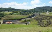 Prestes a serem inauguradas, obras nas barragens de Ituporanga