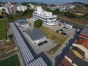 Inaugura hoje o Centro de Gerenciamento de Riscos e Desastres