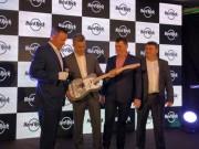 Governo do Estado prestigia lançamento do Hard Rock Live em SC
