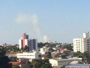 Incêndio em vegetação perturba moradores do Silvana
