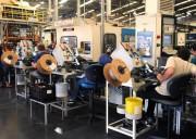 Produção industrial cresce em 10 locais pesquisados pelo IBGE