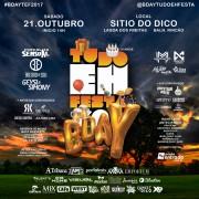 B'Day TudoEhFesta acontece este sábado no Rincão