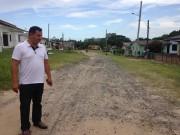 Vereador solicita melhorias nas vias do bairro Lagoão