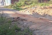 Rua Jair Zanette em Içara tem trecho próprio para rally
