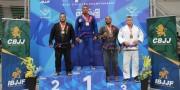Júnior conquista dois pódios no Curitiba Internacional de Jiu-Jitsu