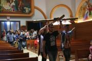 Peregrinação conduzirá jovens até Santuário em Morro Bonito