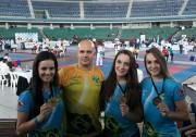 Carolaini Pereira é ouro em Campeonato Internacional
