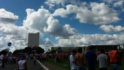 Representantes de Içara e Rincão participam de protestos em Brasília
