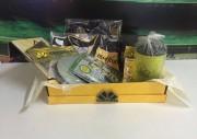Sócio do Criciúma garante kit de produtos de agosto