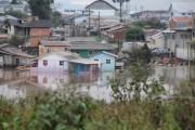 Sobe para 97 o número de cidades catarinenses atingidas