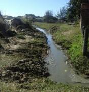 Água suja é jogada em Lagoa Rincão acusam moradores